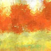 Fall Meadow Art Print