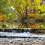 Fall On The Poudre Art Print by Baywest Imaging