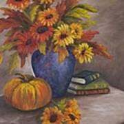 Fall Still Life Art Print