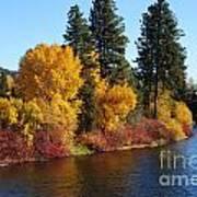 Fall Leavenworth Washington Art Print