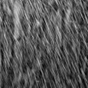 Falling Rain 04 Art Print