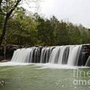 Falling Water Falls Art Print