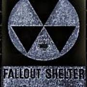 Fallout Shelter Wall 5 Art Print