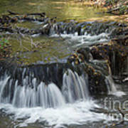 Falls Along Big Stone Lake Art Print