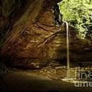 Falls Of Ash Cave Art Print