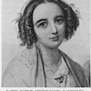 Fanny Caecilie Mendelssohn  Sister Art Print