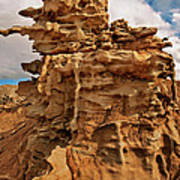 Fantastic Hoodoo Fantasy Canyon Utah United States Art Print