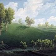 Fantastic Landscape Art Print