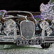 Fantasy Dream Car Art Print
