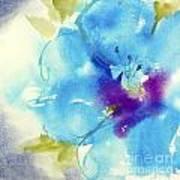 Fantasy Flower II Art Print
