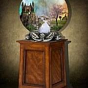 Fantasy Globe 2 Art Print
