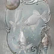 Fantasy Ocean 2 Art Print