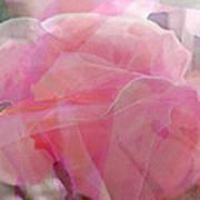 Fantasy Roses Art Print