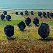 Faraway Field Art Print