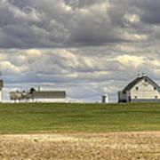 Farm Country Art Print