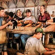 Farm - Farmer - By The Pound Art Print