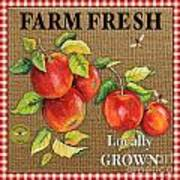 Farm Fresh-jp2380 Art Print