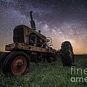 Farming The Rift 4 Art Print