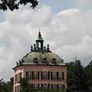 Fasanen Schloesschen Germany    Pheasant Palace  Art Print