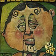 Fathead Poster Art Print