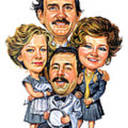 Fawlty Towers Art Print by Art