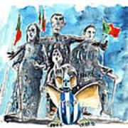 Fcporto In Vila Cha Art Print