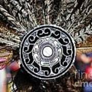 Feather Headdress Art Print