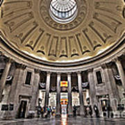 Federal Hall New York Art Print