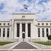 Federal Reserve Building No1 Art Print