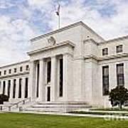 Federal Reserve Building No2 Art Print