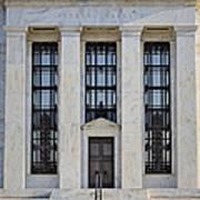 Federal Reserve Art Print