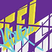 Feel Your Pulse 3 Art Print