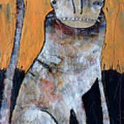 Feles Art Print