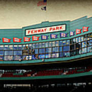 Fenway Memories - 2 Art Print