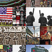 Fenway Memories Art Print by Joann Vitali