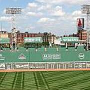 Fenway Park Green Monster 1 Art Print