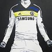 Fernando Torres - Chelsea Fc Art Print