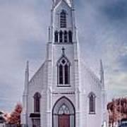 Ferndale Church Art Print