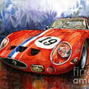 Ferrari 250 Gto 1963 Art Print