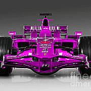 Ferrari Formula 1 Art Print