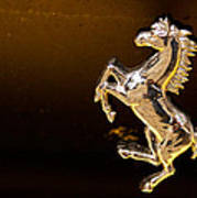 Ferrari Logo Art Print