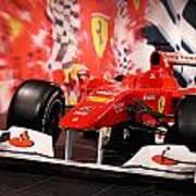 Ferrari Art Print