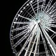 Ferris Wheel 1 Art Print