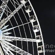 Ferris Wheel 15 Art Print