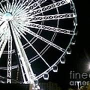 Ferris Wheel 6 Art Print