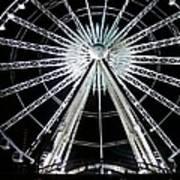 Ferris Wheel 7 Art Print
