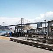Ferry Terminal Art Print