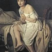 Fiamminghi, Giacomo 1815 - 1895. Love Art Print