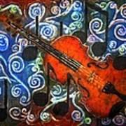 Fiddle - Violin Art Print