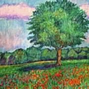 Field Edge Art Print